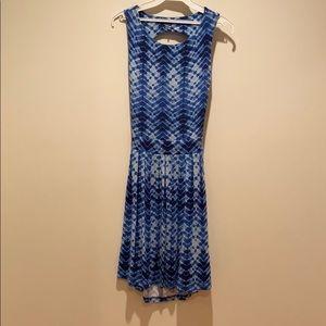 NWOT Tart Blue Dress